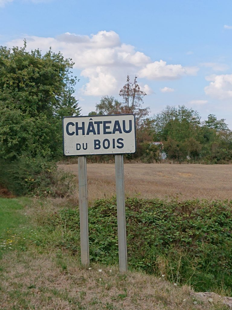 b&b in Chateau du Bois Burgundy read the reviews