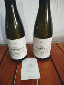 Pouilly Fumé small bottles